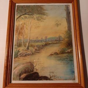 Bernice Peterson Vintage Artwork